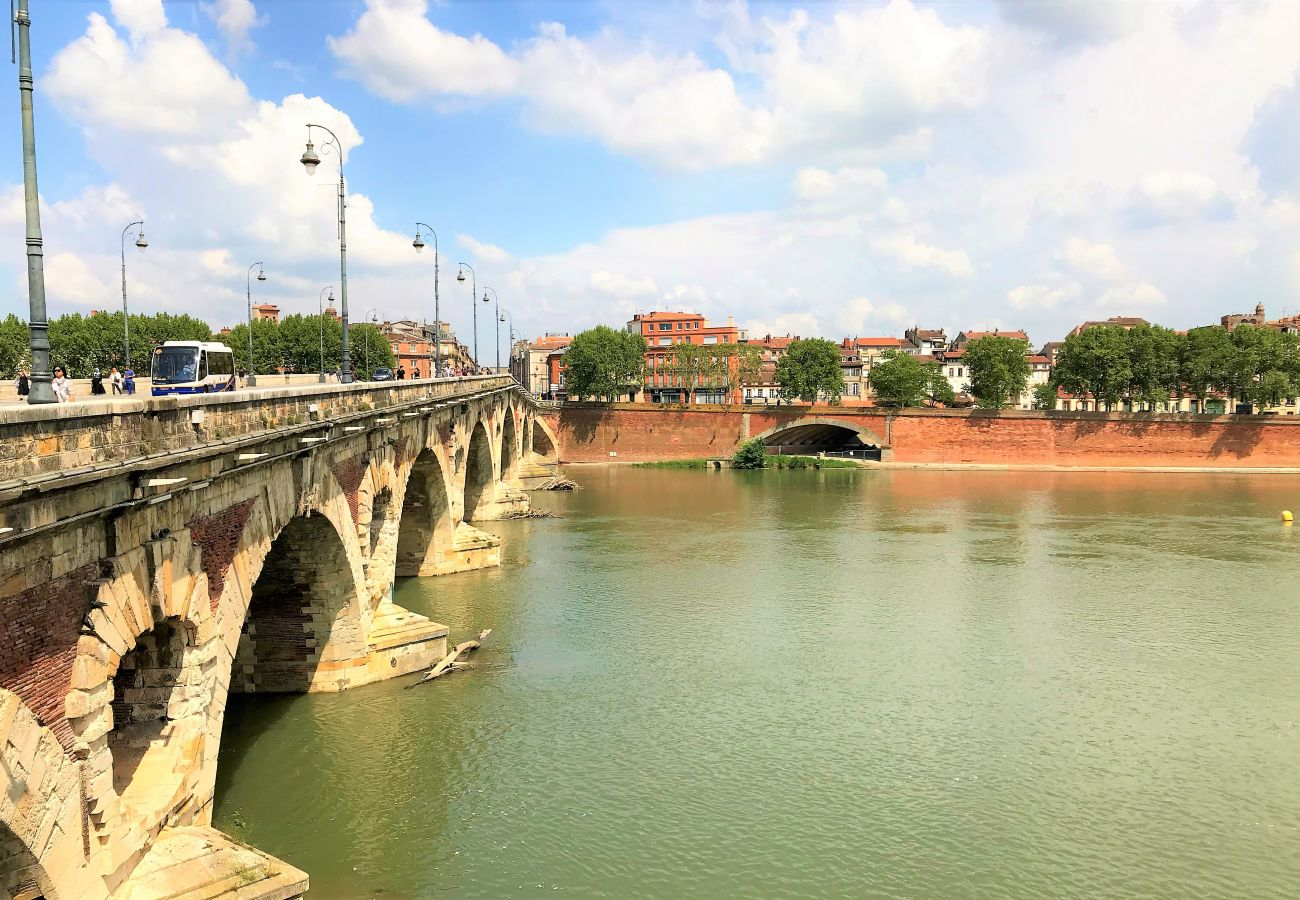 Apartment in Toulouse - PONT NEUF Hyper Centre