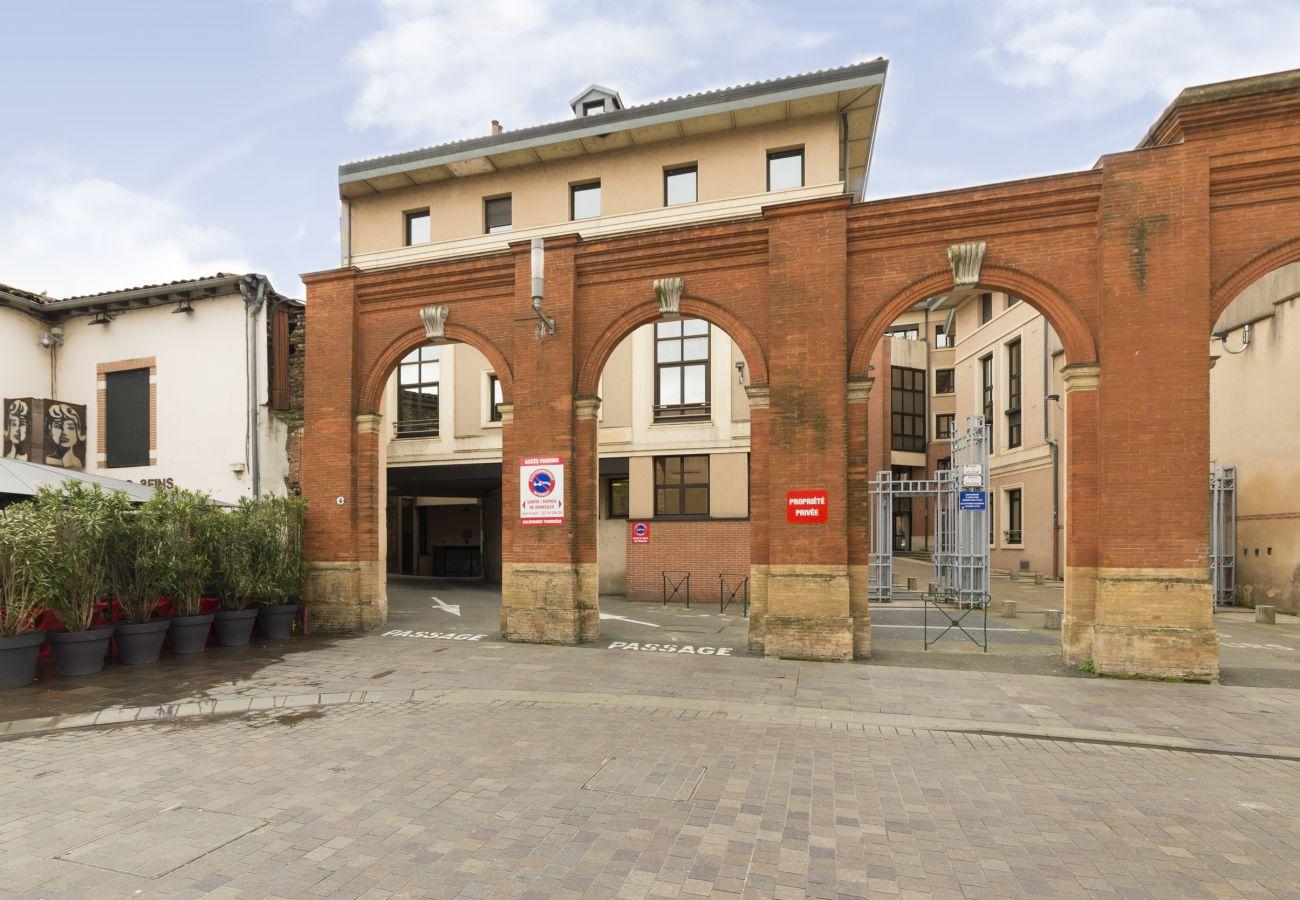 Studio in Toulouse - CARRE ST. PIERRE DÔME Hyper Centre