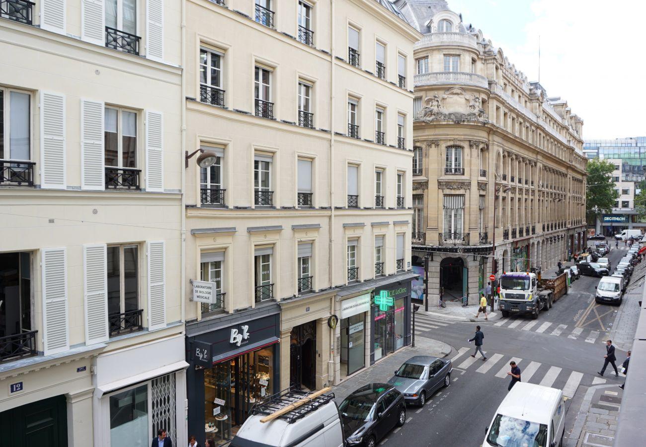 Apartment in Paris - Rue Vignon - Paris 8 - 208047