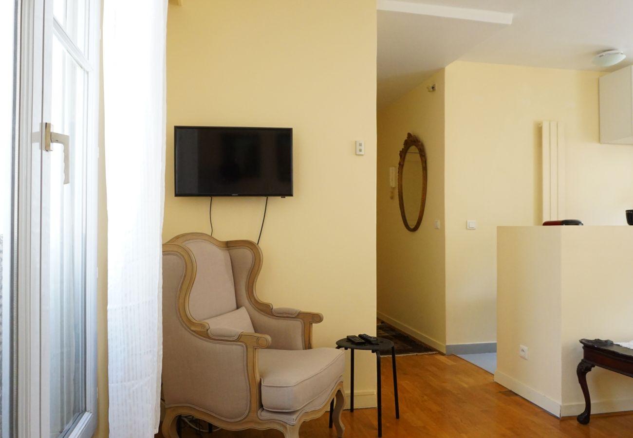 Apartment in Paris - Bd de Courcelles - Paris 8 - 217040