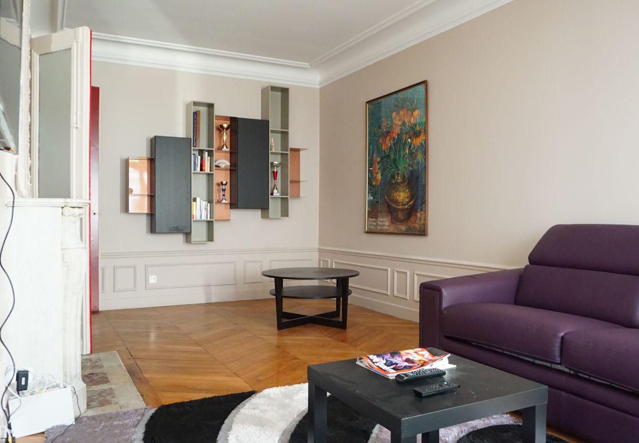 Apartment in Paris - Rue Poncelet - Paris 17 - 217041