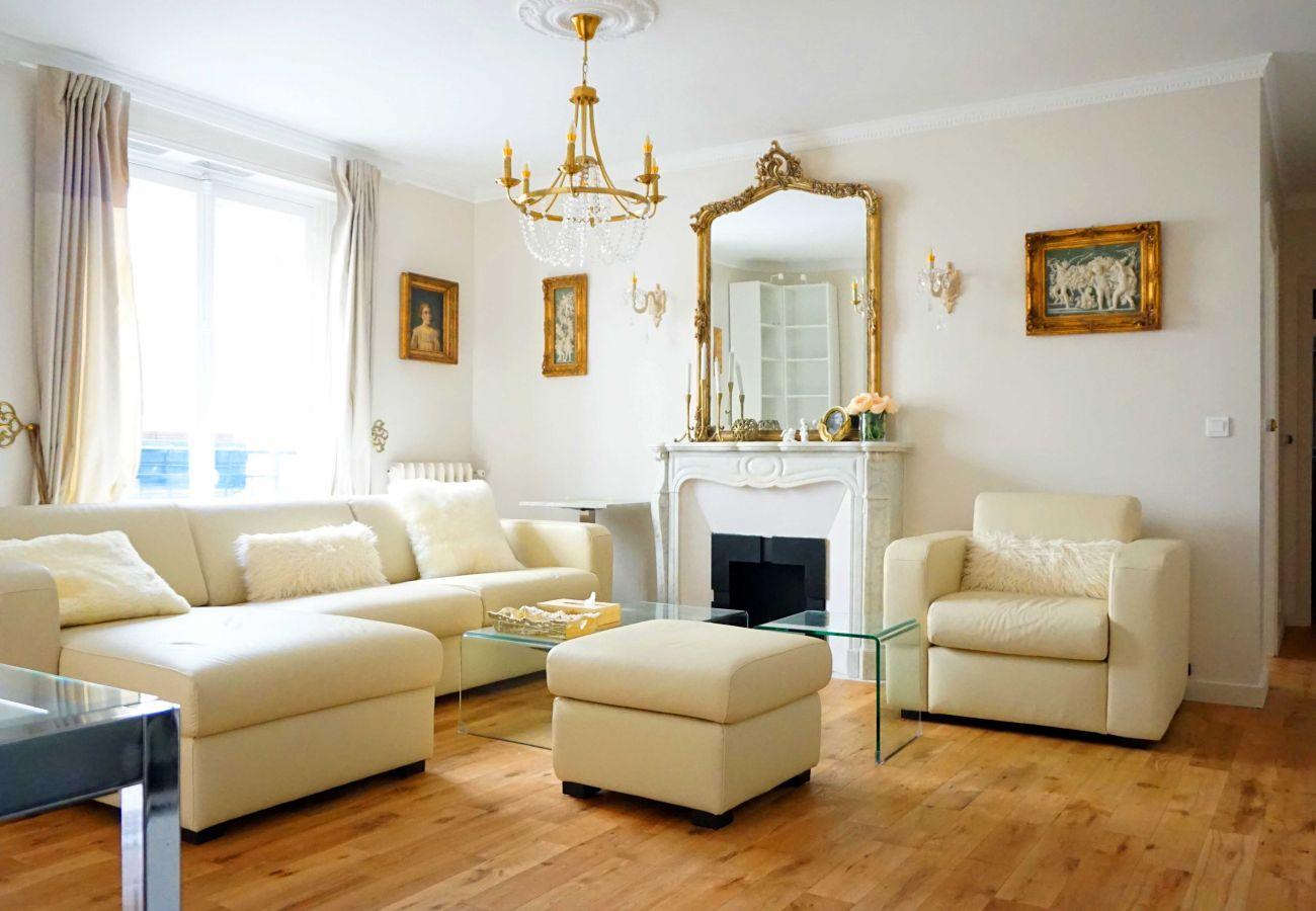 Apartment in Paris - Rue Lauriston #1.1 - Paris 16 - 316123