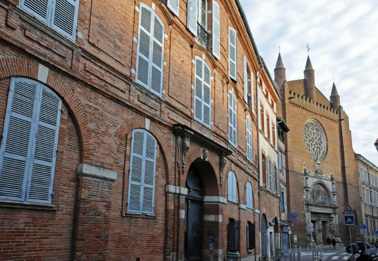Studio in Toulouse - DUPUY Balcon Parking Hyper Centre