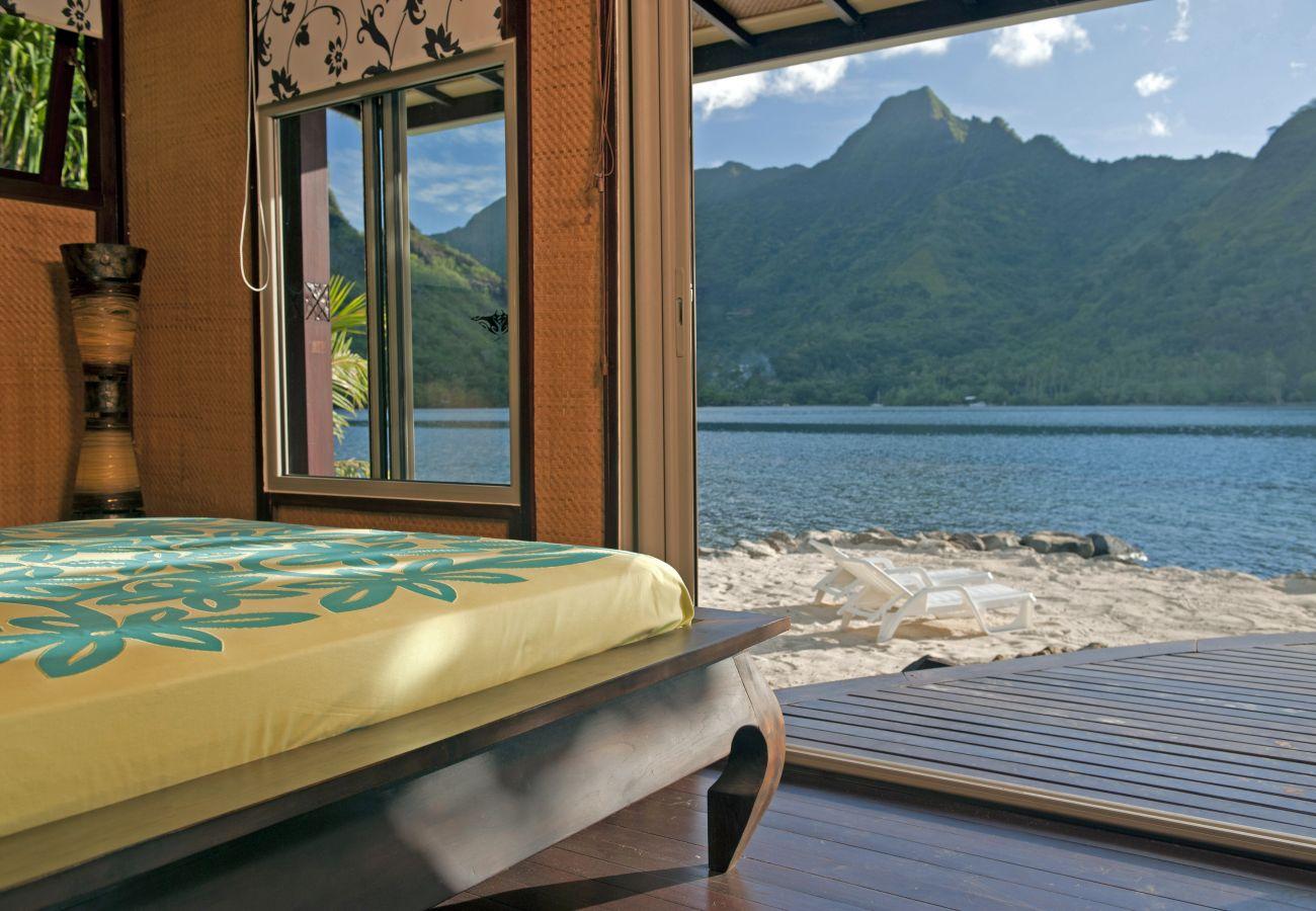 Villa Wallis | view from the bedroom
