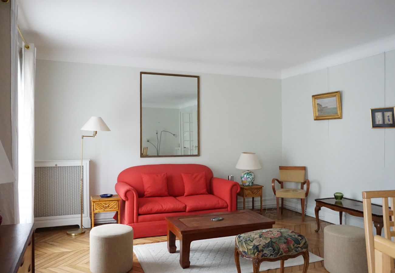 Apartment in Paris - Rue Yvon Villarceau - Paris 16 - 316010