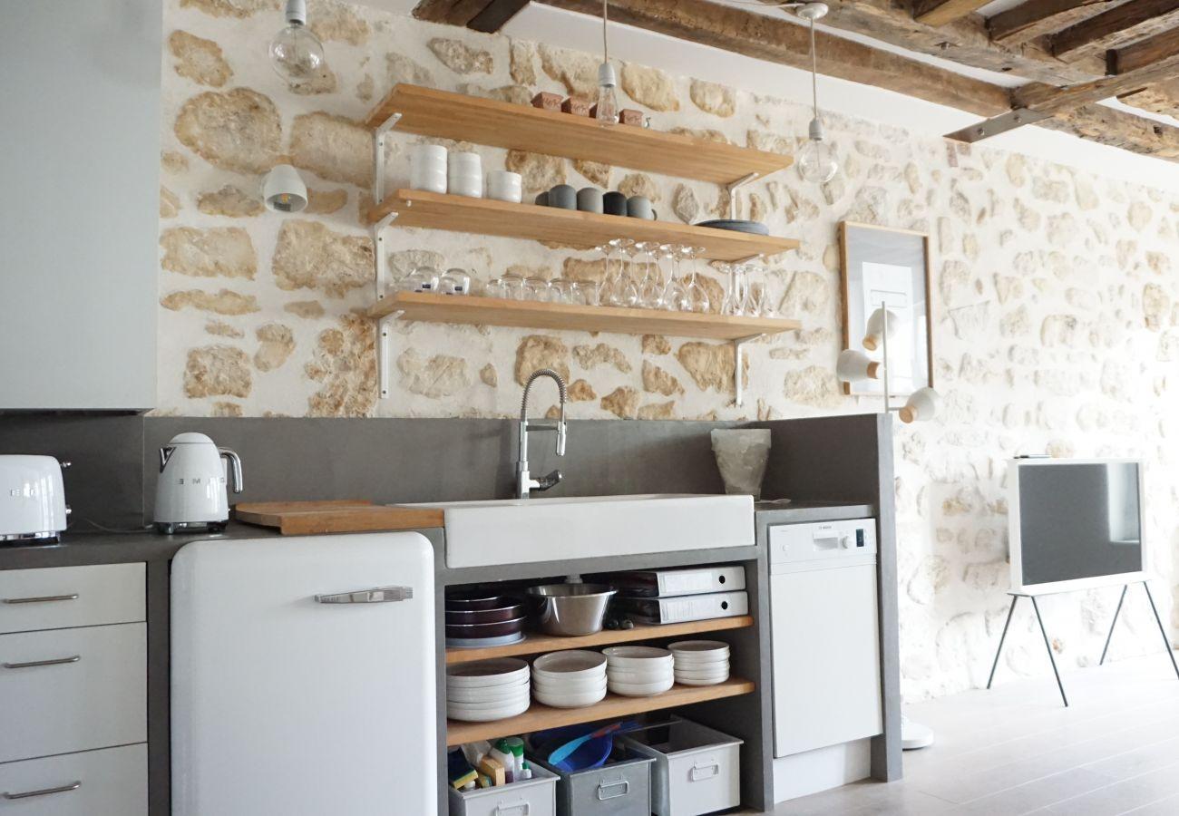 Apartment in Paris - Rue Saint Denis - Paris 2 - 202002