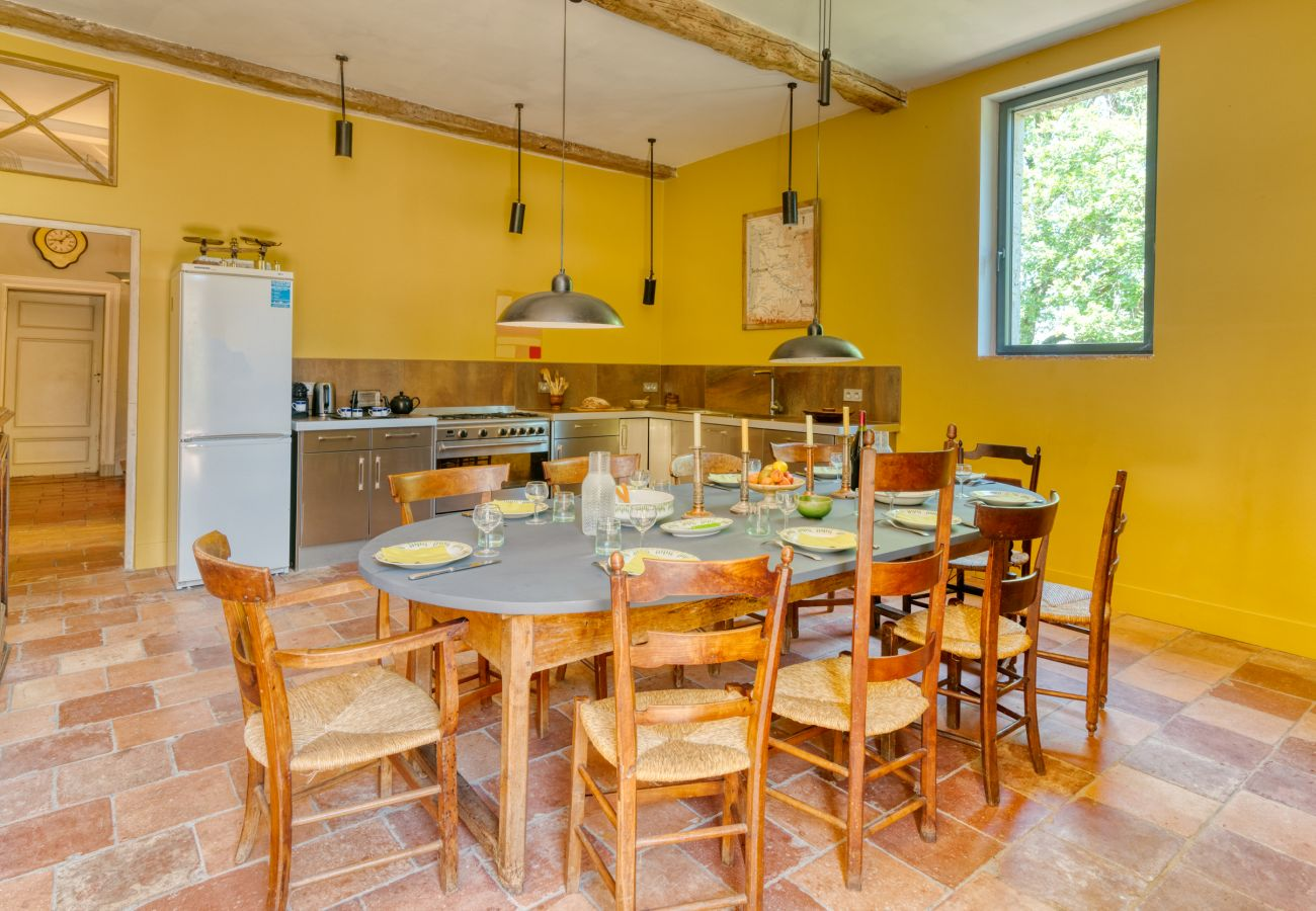 Country house in Lectoure - MAISON DE FAMILLE LECTOURE GERS