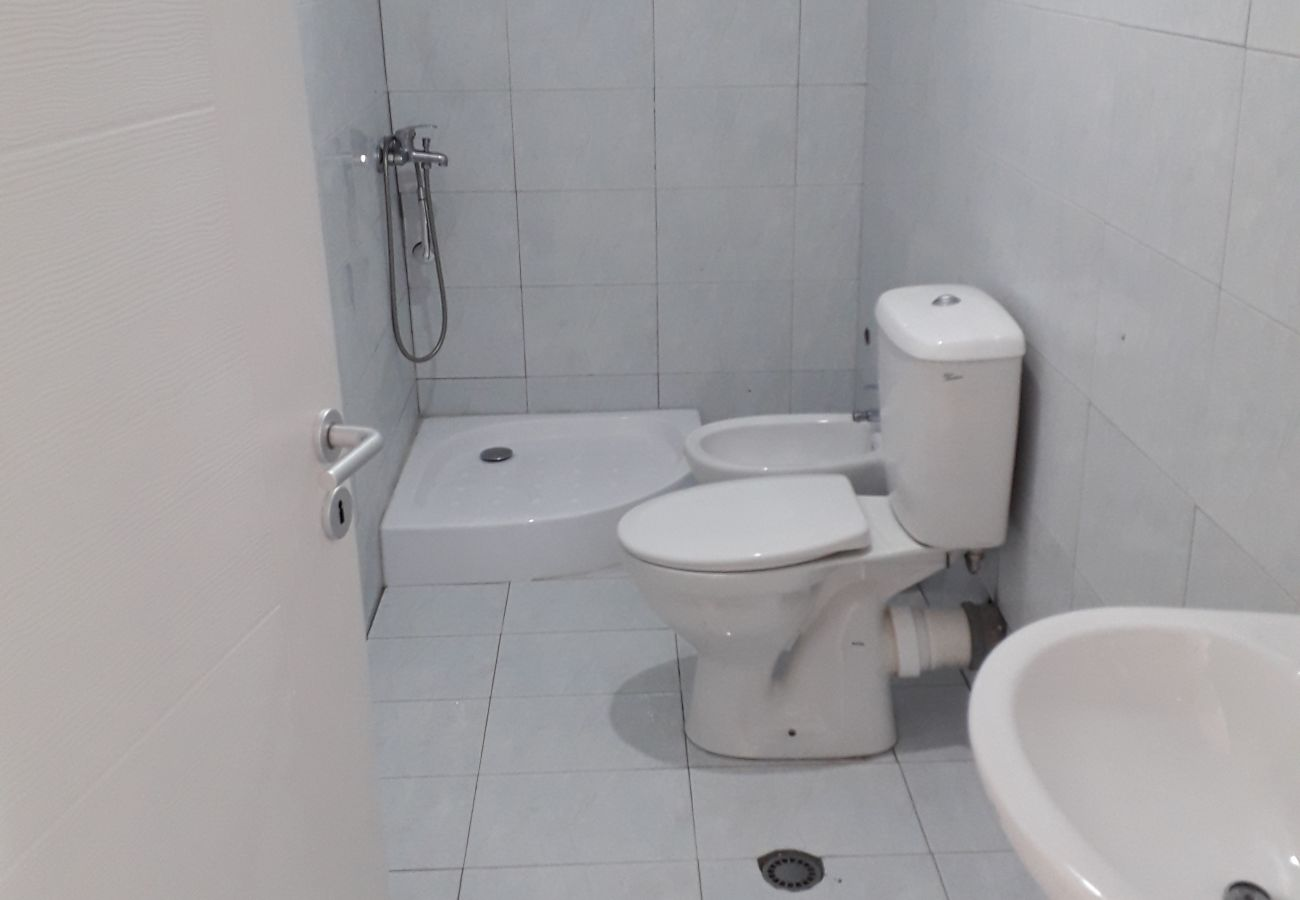 Bathroom with all necessary equipment